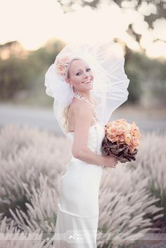 Bridal photo shoot. I love the background!