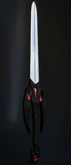 Sci-fi Sword 3 by AH-Kai on DeviantArt