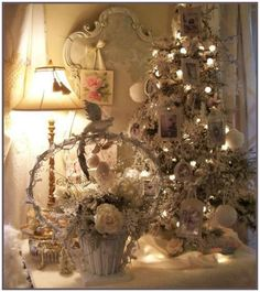 Tissu Meubles Christmassy Chiffon Noël Shabby Chic Comfortable And Easy To Wear Home & Garden