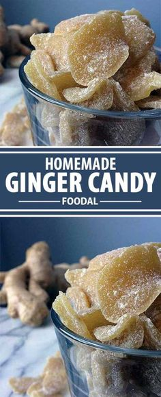 Are you curious about how to make your own natural, crystalized ginger? Sweet, spicy, chewy, crunchy – Foodal has the perfect recipe for you, and you only need two ingredients! Whether you want a quick tummy tamer or an exciting new garnish for your next dessert, these candies have exactly what you're looking for. Keep reading now on Foodal!