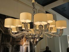 The Studio Harrods visits Maison & Objet - Fendi Lighting