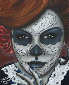 /Mama-by-Big-Ceeze-Sugar-Skull-Death-Mask-Woman-Mexican-Tattoo-Giclee-Art-Print