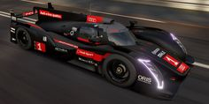 Audi R18 2014 Test Car Livery for Forza Motorsport 5