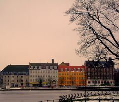 Copenhagen - I used to ride past here each day to go to KISS