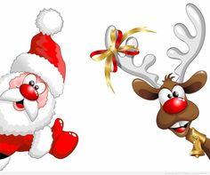 Noel e Rena Christmas Cartoons, Christmas Clipart, Christmas Printables, Christmas Humor, Christmas Crafts, Christmas Decorations, Christmas Ornaments, Christmas Greetings Quotes Funny, Christmas Patterns