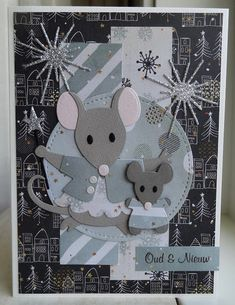 Christmas Arts And Crafts, Homemade Christmas Cards, Christmas Cards To Make, Homemade Cards, Handmade Christmas, Company Christmas Cards, Origami Templates, Box Templates, Marianne Design Cards