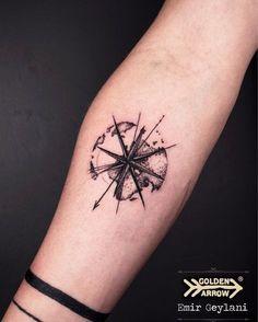 Résultats de recherche d'images pour « compas tattoo »