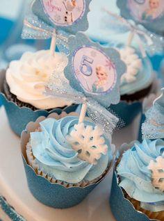 ¡Decora la fiesta de tu pequeña al estilo Frozen!   Fiesta101