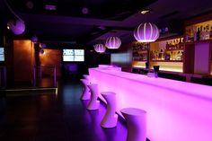 interior discoteca Ivanhoe 3.0