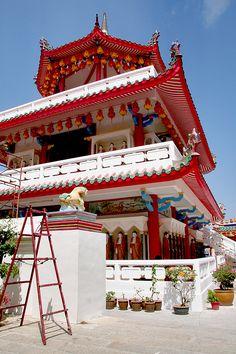 Kek Lok Si Temple, Penang  Long long time ago....good memories