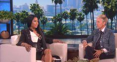 SPATE TV- Hip Hop Videos Blog for News, Interviews and more: Nicki Minaj Introduces Ellen to the Rap Game