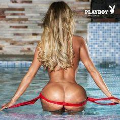 @playboycondomspy -  Volvió el calor? No importa, nosotros estamos siempre listos. #ReadyToPlay @talentsparaguay