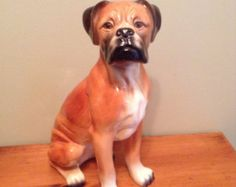 Vintage dog figurines – Etsy