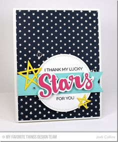 Featuring: Tiny Stars Background, LLD Count The Stars, Lucky Stars Die-namics, Count The Stars Die-namics and Stars & Wishes Die-namics!