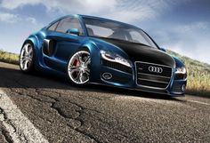 Audi TT is one of the most popular Audi cars ever