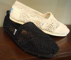 Cute.. TOMS for Spri