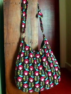 bfa60d064886 Sew Quine  the very slouchy hobo bag Bag Pattern Free
