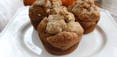 Allergy Free Pumpkin Muffin, a great muffin for breakfast or an after school snack.