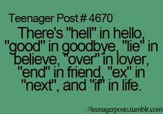 I think this is my favorite teenager post. Teenager Quotes, Teen Quotes, Funny Quotes, Qoutes, Funny Memes, Hilarious, Sarcasm Quotes, Funny Sarcasm, Funny Phrases