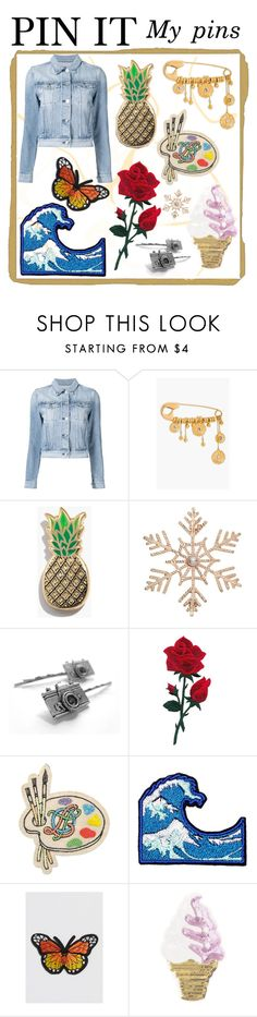 """""""My pins!"""" by seasaltcaramel02 ❤ liked on Polyvore featuring 3x1, Sonia Rykiel, Madewell, John Lewis, Olympia Le-Tan, maurices and iDecoz"""