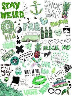 Overlays and transparent discovered by Arianna Tumblr Stickers, Phone Stickers, Diy Stickers, Printable Stickers, Planner Stickers, Tumblr Wallpaper, Wallpaper Backgrounds, Green Wallpaper, Image Swag