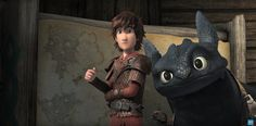 Toothless's expresion! lol XD