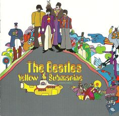 The Beatles: Yellow Submarine.
