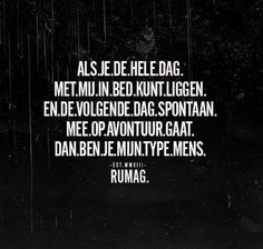 Type mens #rumag