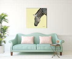 Schlafzimmer Zebra Design : A zebra pink downloadable animal print contemporary