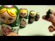 Matryoshka doll The first Russian nested doll set was made in 1890 Doll Set, Matryoshka Doll, How To Make, Baby Doll Set