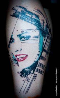 tattoo by paul talbot - catshill, bromsgrove