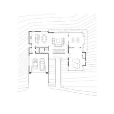 Residencia caja musical,Planta 1