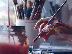 Там, где живет вдохновение: 55 мастерских художников | Ярмарка Мастеров - ручная работа, handmade