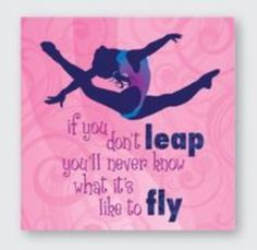 gymnastics leap fly wall art by on etsy