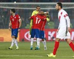 Chile Singkirkan PeruTimnas Chile berhasil meraih tiket lolos ke final Copa America 2015 setelah mengalahkan Peru dengan skor akhir 2-1 di babak semifinal, Selasa (30/6) pagi WIB.