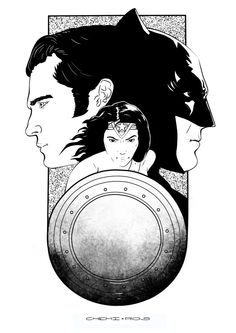 Batman v Superman by ChemiRos