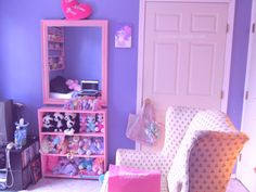 Kawaii Pastel Bedroom.