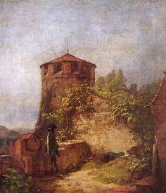 Carl Spitzweg 067 - Carl Spitzweg - Wikipedia