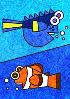 CUltura pop en Arte Cubista -pablo pikachu-inspirado por…
