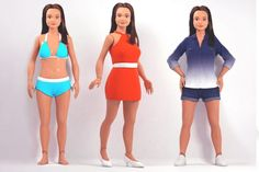 Move Over, Barbie. This Doll Has Real-Life Measurements Can an average-size doll someday dominate the market?