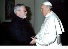 Padre Tomas y S.S Francisco