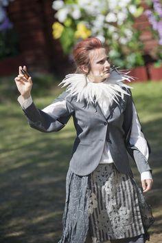 En midsommarnattsdröm av William Shakespeare. Sommaren 2017 Norrbottensteatern. Scenografi Mona Knutsdotter. Kostym Ina Andersson. Mask Annika Öhlund. Fotograf Anders Alm.