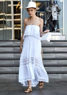Celebrity Style: Jamie King's Perfect Summer Dress