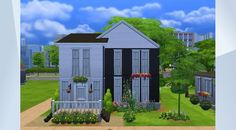 Check out this lot in The Sims 4 Gallery! - Non Decorated..... Hope you like it???