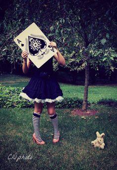 Alice in Wonderland Photo Shoot Summer 2012
