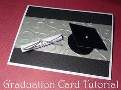 No time to be bored: Handmade Graduation Cards