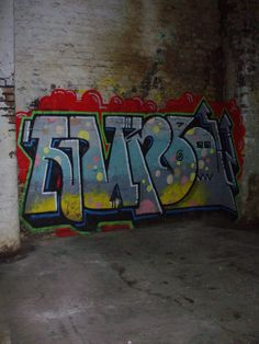 GUMBO at Combat Calligraphy Jam , Heritage Market, Liverpool. 2009.  A Zap Graffiti Joint