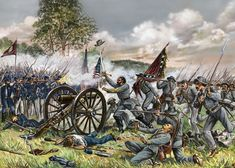 "The ''High Water Mark"", July 3, 1863 (The Battle of Gettysburg)"