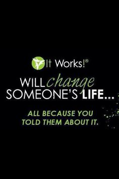 Can't say it enough...  $99 changed my Life.  I am making $$$ while I get Healthier  Ask me how you can change your life too.. Looking for a few Awesome People to join my TEAM!!'  https://crazycarrie.myitworks.com Carriebronson34653@yahoo.com #makemoney #businessopportunity #yourtime #money