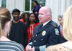 Politics over Safety: Police Chief under fire for speaking to Media - Tea Party Command Center